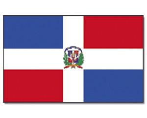 Flagge Dominikanische Republik 90 x 150