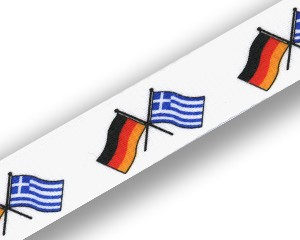 Schlüsselbänder: Deutschland-Griechenland