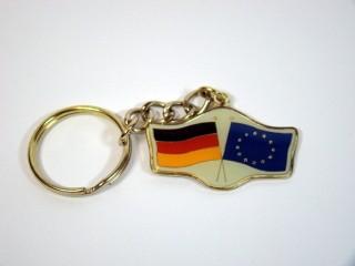 Schlüsselanhänger Deutschland-Europa