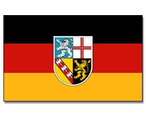 Flagge Saarland 90 x 150