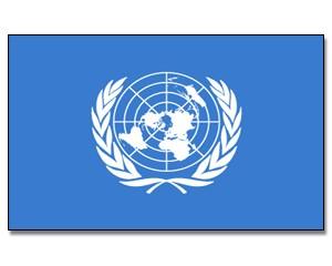Flagge UNO (Vereinte Nationen ) 90 x 150