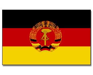Flagge DDR 90 x 150