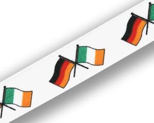 Schlüsselbänder: Deutschland-Irland