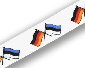 Schlüsselbänder: Deutschland-Estland