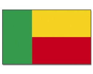 Flagge Benin 90 x 150