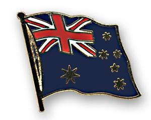 Flaggen-Pins Australien (geschwungen)