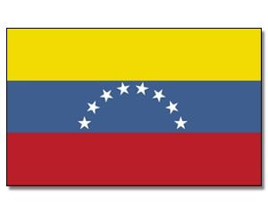 Flagge Venezuela 90 x 150