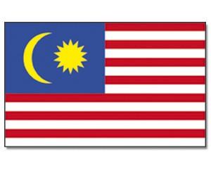 Flagge Malaysia 90 x 150