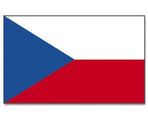 Flagge Tschechische Republik 90 x 150