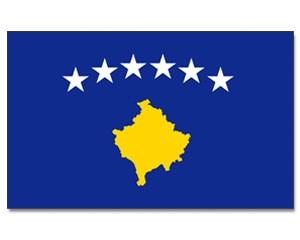 Flagge Kosovo 90 x 150
