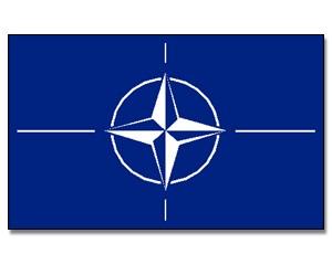 Flagge NATO 90 x 150