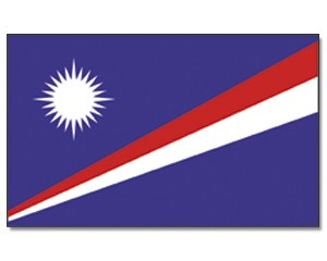 Flagge Marshallinseln 90 x 150