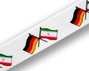 Schlüsselbänder: Deutschland-Iran