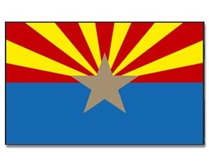 Flagge Arizona 90 x 150