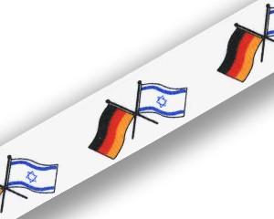 Schlüsselbänder: Deutschland-Israel