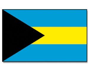 Flagge Bahamas 90 x 150