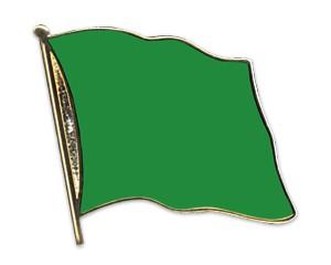 Flaggen-Pins Libyen (geschwungen)