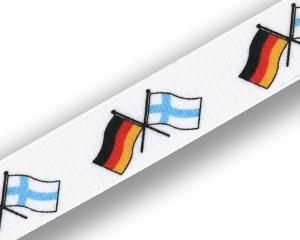 Schlüsselbänder: Deutschland-Finnland