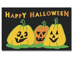 Flagge Happy Halloween 90 x 150