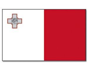 Flagge Malta 90 x 150