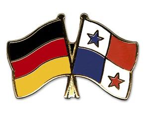 Freundschaftspins Deutschland-Panama