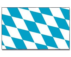 Flagge Bayern Rauten 90 x 150