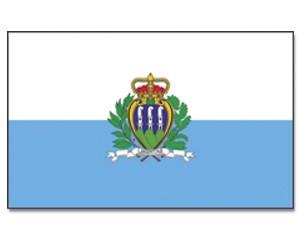 Flagge San Marino 90 x 150