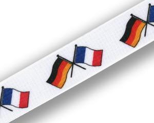 Schlüsselbänder: Deutschland-Frankreich