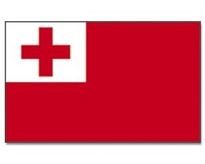 Flagge Tonga 90 x 150