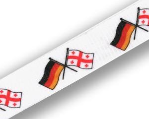 Schlüsselbänder: Deutschland-Georgien