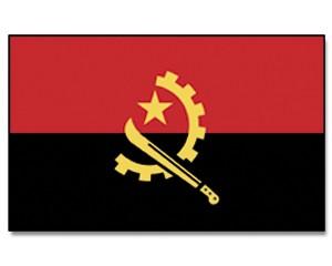 Flagge Angola 90 x 150