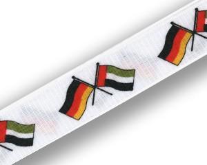 Schlüsselbänder: Deutschland-Ver. Arab. Emirate