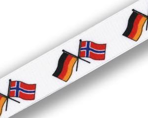 Schlüsselbänder: Deutschland-Norwegen