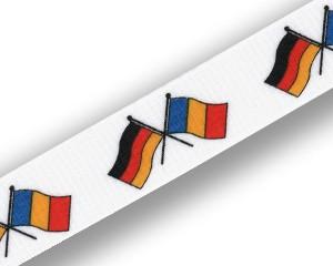 Schlüsselbänder: Deutschland-Rumänien