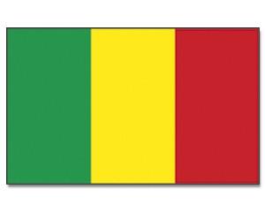 Flagge Mali 90 x 150