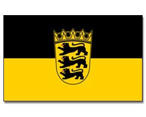 Flagge Baden-Württemberg 90 x 150