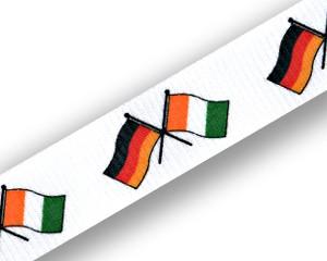 Schlüsselbänder: Deutschland-Côte d'lvoire (Elfenbeinküste)