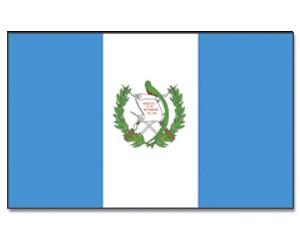 Flagge Guatemala 90 x 150