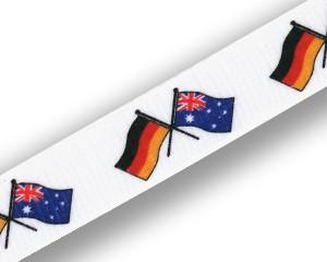 Schlüsselbänder: Deutschland-Australien