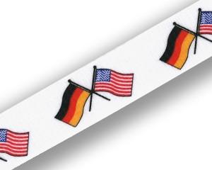 Schlüsselbänder: Deutschland-USA