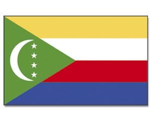Flagge Komoren 90 x 150