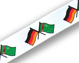Schlüsselbänder: Deutschland-Turkmenistan