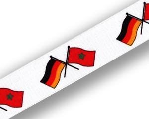 Schlüsselbänder: Deutschland-Marokko