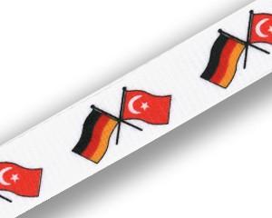 Schlüsselbänder: Deutschland-Türkei