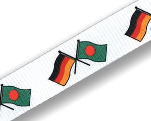 Schlüsselbänder: Deutschland-Bangladesch
