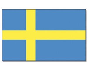 Flagge Schweden 90 x 150