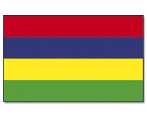 Flagge Mauritius 90 x 150