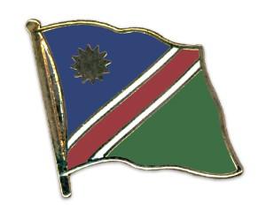 Flaggen-Pins Namibia (geschwungen)