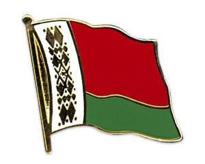 Flaggen-Pins Belarus (Weißrussland) (geschwungen)