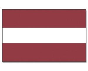 Flagge Lettland 90 x 150